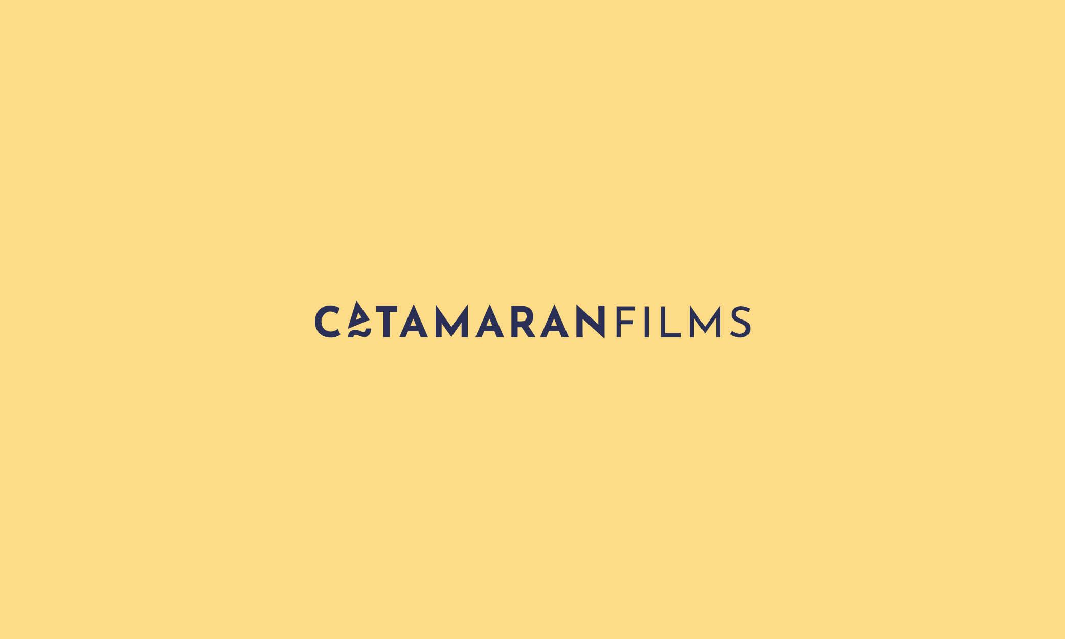 catamaranfilms Logo Design