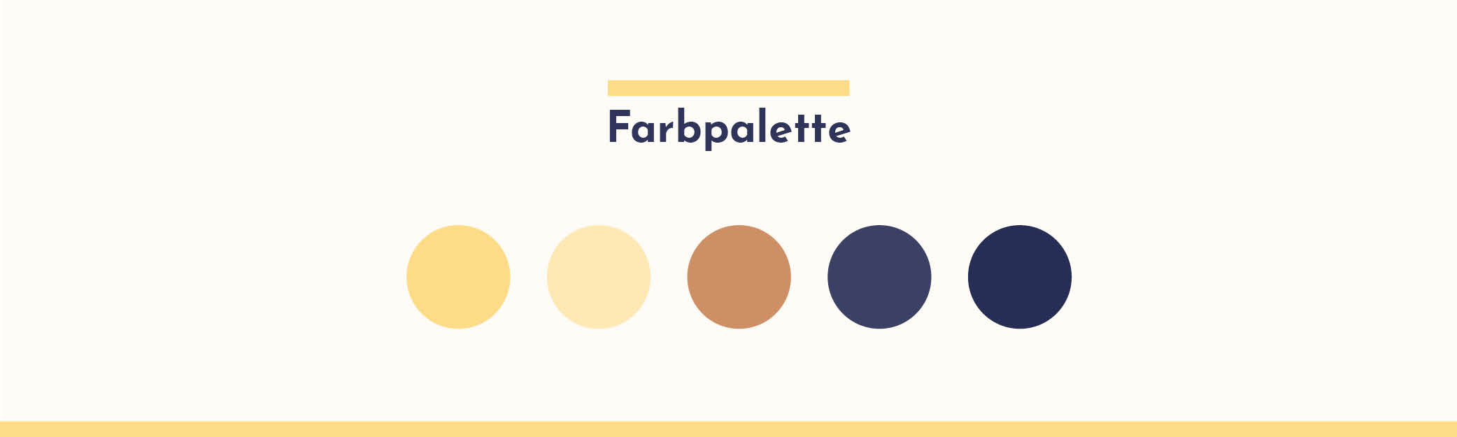 Branding Farben Catamaranfilms